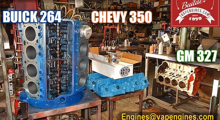 Los Angeles Engine Builder Machine Shop