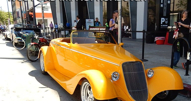1933 Ford Impact Roadster front