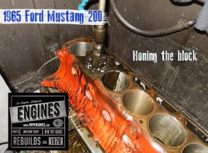 hone ford 200 cylinders