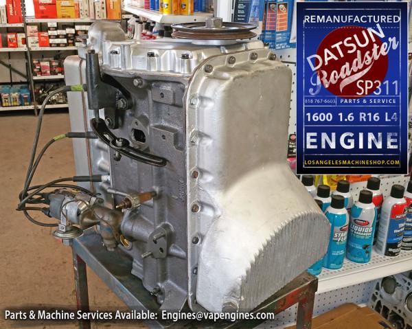 Nissan Datsun 1.6 1600 R16 engine