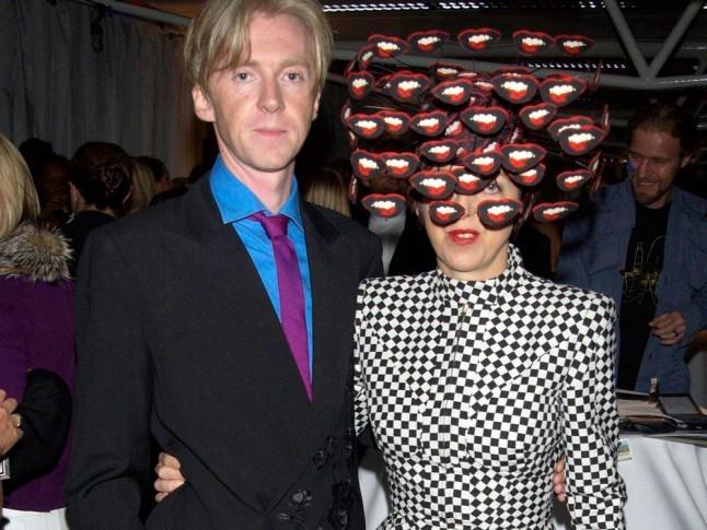 Philip Treacy & Isabella Blow