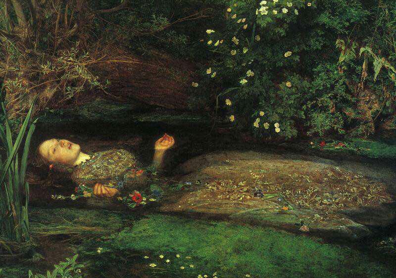 Ofelia: storia di una donna da Shakespeare a Millais - Lo Sbuffo