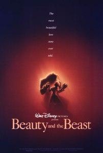 The beauty and the beast - locandina