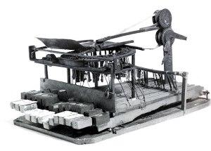 Cembalo Scrivano, 1855