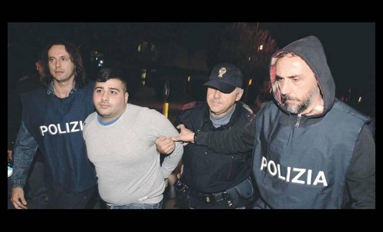 arresto-sibillo-paranza dei bambini