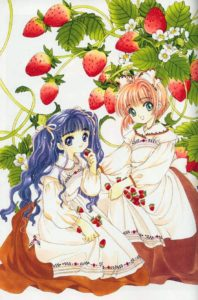 CardCaptor Sakura and Tomoyo