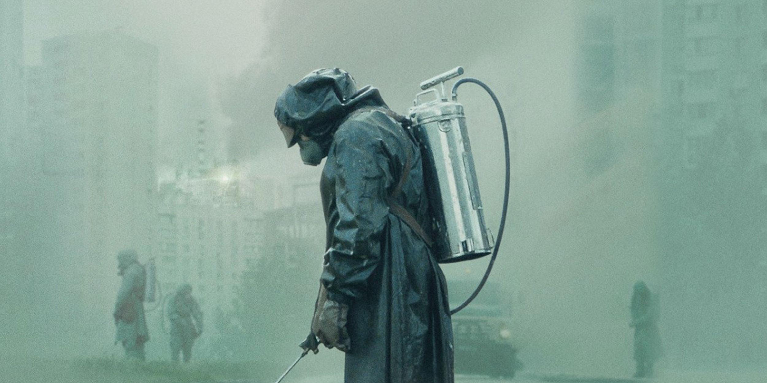 Chernobyl copertina