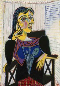 Ritratto di donna di Pablo Picasso