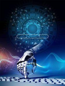 Una rappresentazione dell'Artificial Intelligence.