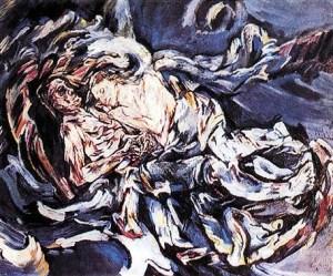 Oskar Kokoshka, La sposa nel vento