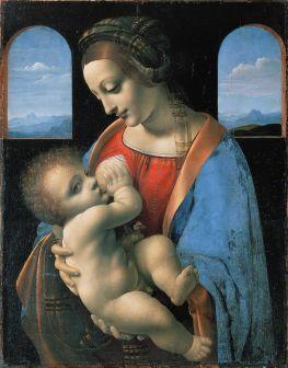 Madonna Litta, Leonardo Da Vinci