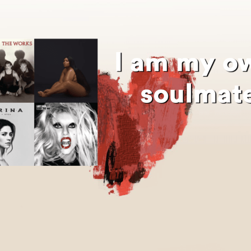 i am my own soulmate