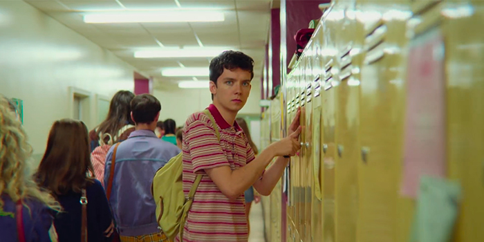 Sex Education serie tv adolescenti