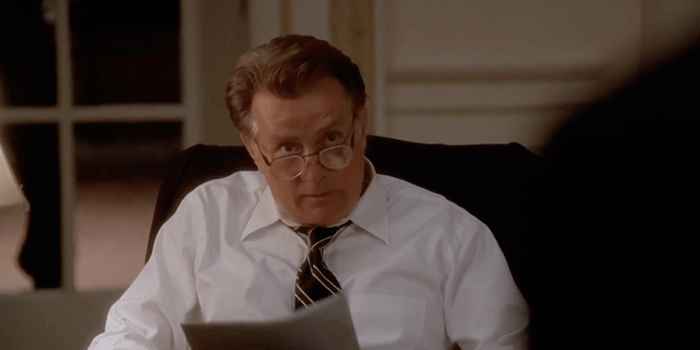 The West Wing Martin Sheen