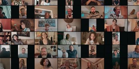 Social Distance serie tv isolamento
