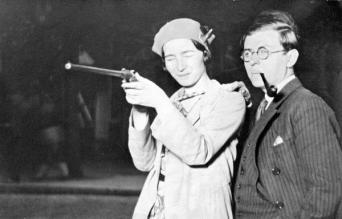Simone de Beauvoir & Jean-Paul Sartre