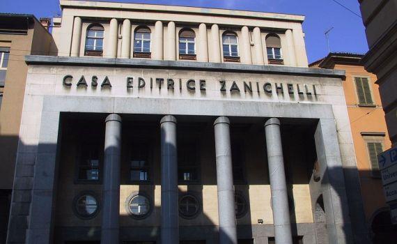 casa editrice zanichelli - sistema editoriale