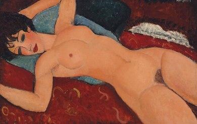 Il Nudo rosso