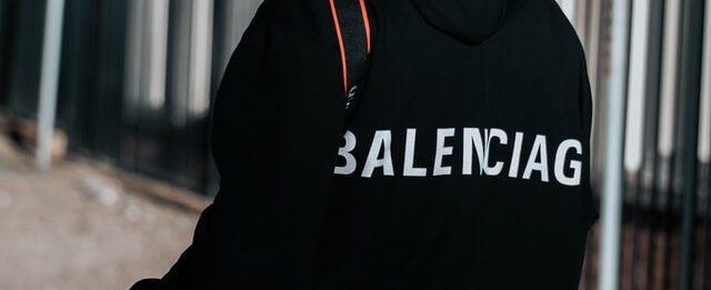 social media Balenciaga