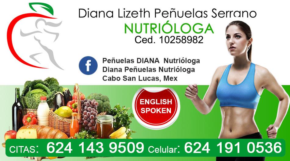Lic. Diana L. Peñuelas Serrano