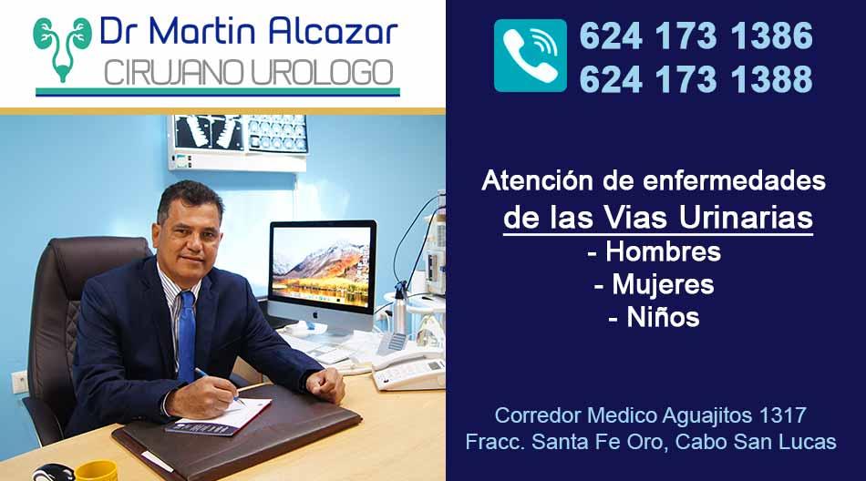 Dr Martin Alcazar Castañeda