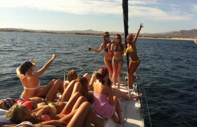 Cabo Sailing Sunset Sailing Tour