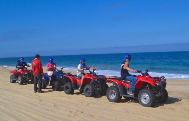 Amigos Combo ATV and Horseback