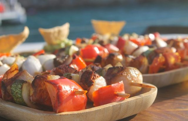 Cabo Deluxe Sailing Food (1 of 1)