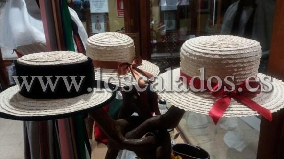 Sombreros de señora