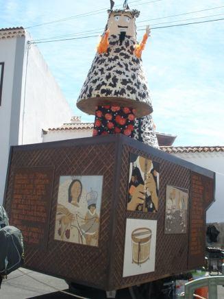 Los Calados en El Día del Carretero de Tegueste 2015-9
