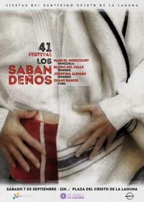 Cartel festival Los Sabandeños