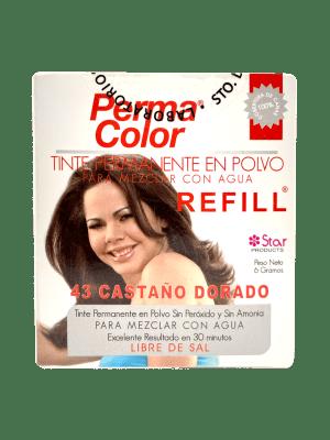 Tinte Perma Color castano dorado 6g 1200x1200 1
