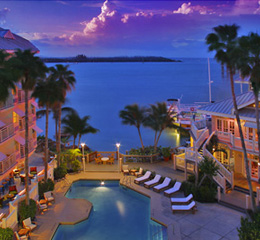 Hoteles y Alojamiento en Key West