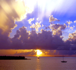 Atardecer en Key West