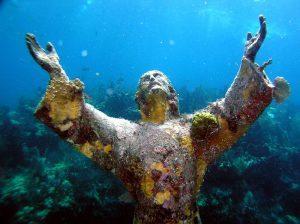 Snorkeling en Key Largo Christ of the Deep