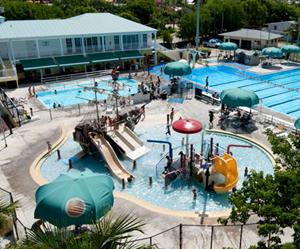 Key Largo Parque Acuatico at Jacoss Aquatics Center
