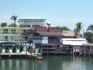 Tiki Bar Islamorada Cayos de La Florida