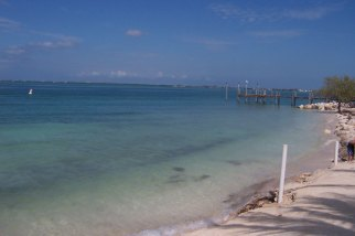 Playa en Key Colony Beach Marathon Florida keys