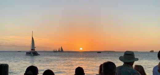 Atardecer en Key West