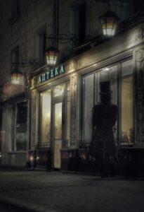 alexander-blok-night-streetlight-street-chemists