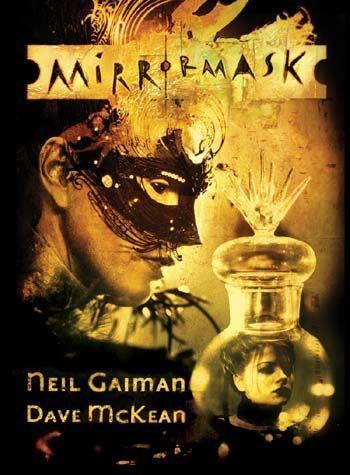 Dave McKean: MIRRORMASK, Art And Reality