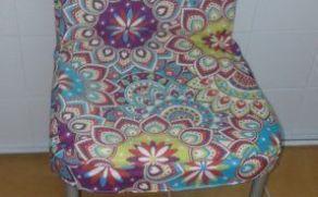 como cambiar totalmente el aspecto de una silla