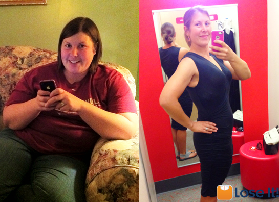 My Lose It Success Story Kellys 106 Pound Weight Loss
