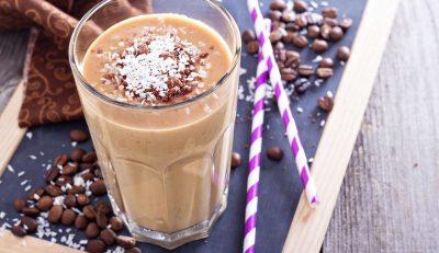 Healthier Frappe Mocha The Secret Ingredient