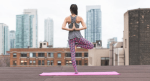 achieve your life goals with yoga