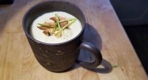 Low Calorie Apple Parsnip Soup