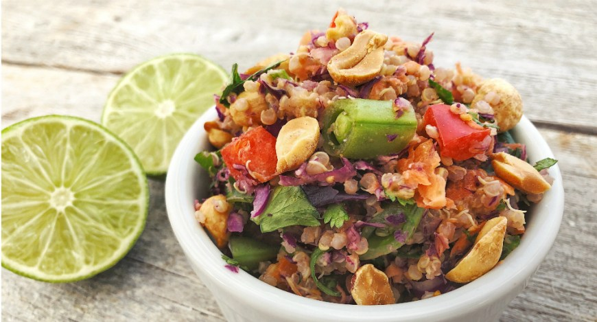 Quinoa Bowl 2