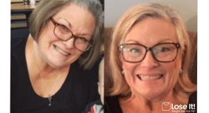 Lose It! app weight loss: Bridget
