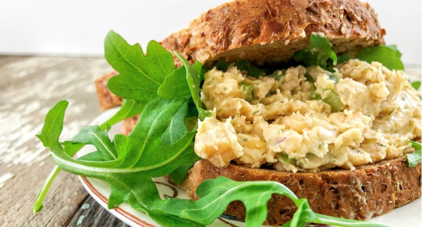 chickpea sandwich 1