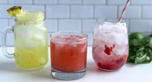 Sparkling Summer Mocktails